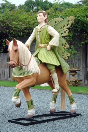 Fairy man on Horse (JR DY019)