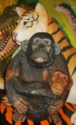 Monkey & Baby 1.5ft (JR 2210)
