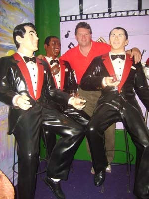 Rat Pack - Set of 3 Life-size Figures (JR SETRP-6)
