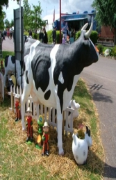 Cow Head Up (With Horns) (JR 1634) - Thumbnail 03