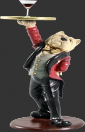 Dancing Dog Butler (JR 080023) - Thumbnail 01