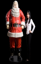 Jolly Santa 6ft (JR 080089)