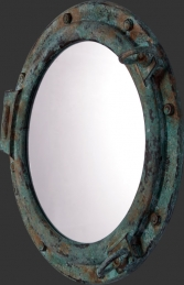 "Porthole Mirror 24"" (JR 090063)"