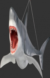 Shark Great White 12ft - Hanging (JR 100073) - Thumbnail 02