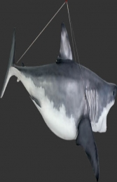 Shark Great White 12ft - Hanging (JR 100073) - Thumbnail 03