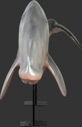 Dugong on metal stand (JR 100128) - Thumbnail 02