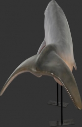 Dugong on metal stand (JR 100128) - Thumbnail 03