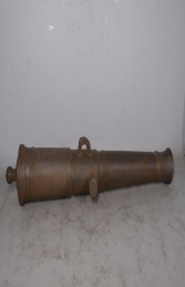 "Cannon from Spainish Warship ""Seville"" 1778 -rusty JR 110109R"