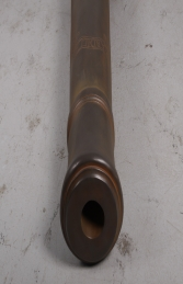 "Cannon from Spainish Warship ""Seville"" 1778 -rusty JR 110109R - Thumbnail 02"