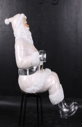 Santa Claus 4ft- white (JR 120025w) - Thumbnail 03