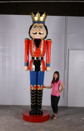 Nutcracker 12ft (JR 130010 RB)