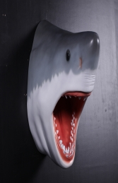 Great White Shark Head (JR 130046) - Thumbnail 01