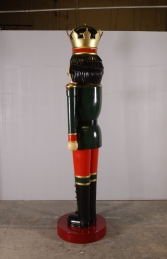 Nutcracker 12ft with Sceptre - Right Hand (JR 130091GR) - Thumbnail 03