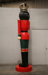 Nutcracker 12ft with Scepter - Right Hand (JR 130091RG) - Thumbnail 03