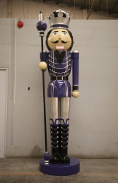Nutcracker 12ft with sceptre - Right Hand (JR 130091PS) - Thumbnail 01