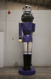 Nutcracker 12ft with sceptre - Right Hand (JR 130091PS) - Thumbnail 03
