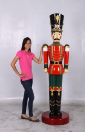 Toy Soldier 6.5ft (JR 130092) - Thumbnail 01