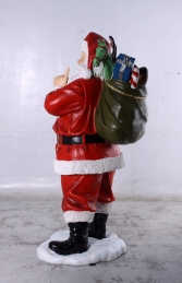 Father Christmas with Toys 6ft (JR 140004) - Thumbnail 02
