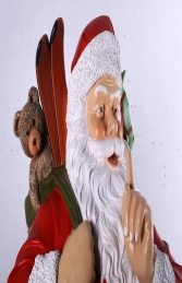 Father Christmas with Toys 6ft (JR 140004) - Thumbnail 03