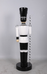 Toy Soldier with Baton 6.5ft (JR 140006WSB) - Thumbnail 03