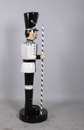 Toy Soldier with Baton 6.5ft (JR 140006WSB) - Thumbnail 02