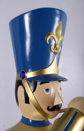 Toy Soldier with Trumpet 6ft (JR 140007) - Thumbnail 02