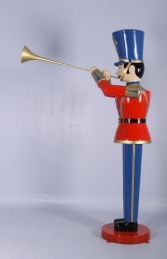 Toy Soldier with Trumpet 9ft (JR 140008) - Thumbnail 02