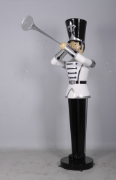 Toy Soldier with Trumpet 9ft (JR 140008) WSB - Thumbnail 02