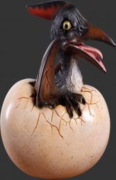 Pteranodon Baby in an Egg (JR 140037) - Thumbnail 01