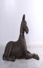 Great Dane looking right -Bronze - JR 140047 - Thumbnail 01