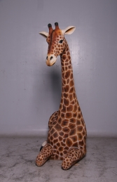 Giraffe -sitting (JR 160022)