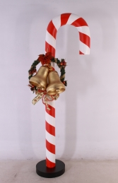 Candy Cane with decoration (JR 160701) - Thumbnail 02