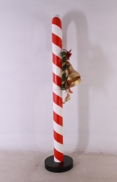 Candy Cane with decoration (JR 160701) - Thumbnail 03