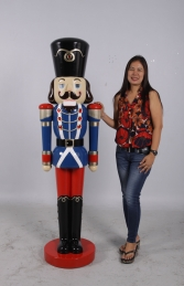 Nutcracker Soldier 6ft (JR 170046) - Thumbnail 01