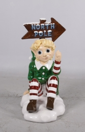 North Pole Elf (JR 170101) - Thumbnail 02