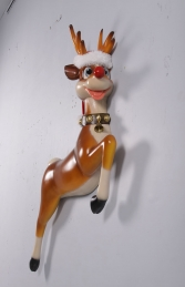 Funny Reindeer Wall Decor -JR 170109 - Thumbnail 02