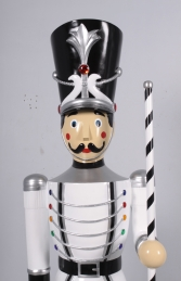 Toy Soldier with Baton 6.5ft (JR 170164WSB) - Thumbnail 02