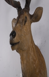Grand Stag Head Wall Decor -JR 170216 - Thumbnail 02