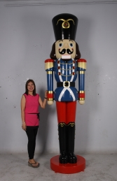 Nutcracker Soldier 10ft (JR 180006) - Thumbnail 01