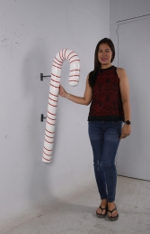 Candy Cane 4ft - hanging (JR 180044w) - Thumbnail 02
