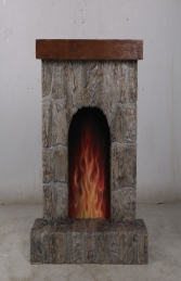 JR 180140 FIREPLACE STOCKING HOLDER - Thumbnail 01