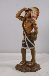 TOBACCO INDIAN 4FT JR 190006