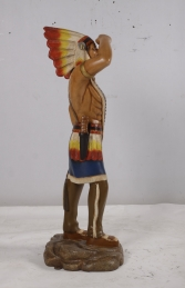 TOBACCO INDIAN 4FT JR 190006 - Thumbnail 03