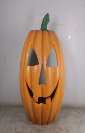 JR 190075 PUMPKIN 6FT PHOTO -OP