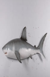 Great white shark wall decor -6ft JR 190108 - Thumbnail 02