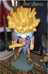 Chip Cone - French Fries 2.5ft (JR 1201)