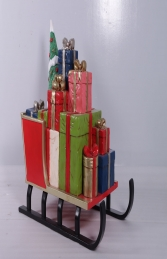 SLEIGH WITH GIFTS JR 200174 - Thumbnail 01