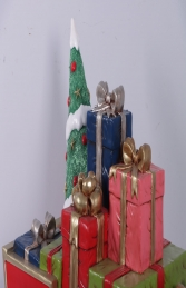 SLEIGH WITH GIFTS JR 200174 - Thumbnail 02