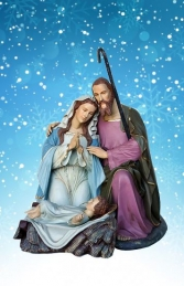 Holy Family model Life size (JR 2417) - Thumbnail 01