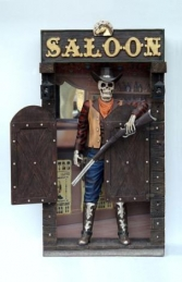 Saloon Bar Skeleton Cowboy (JR 2522)